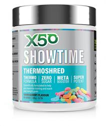 X50 Showtime Thermoshred Thermogenic