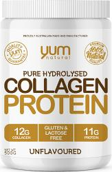 Yum Natural Pure Hydrolysed Collagen Protein