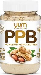 Yum Natural PPB Powder Peanut Butter