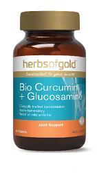 Herbs of Gold Bio Curcumin + Glucosamine