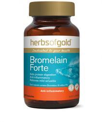 Herbs of Gold Bromelain Forte