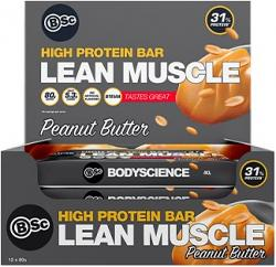 Body Science BSc NitroVol Protein Bars
