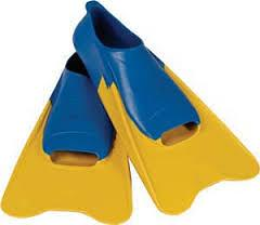 Eyeline Short Training Fins