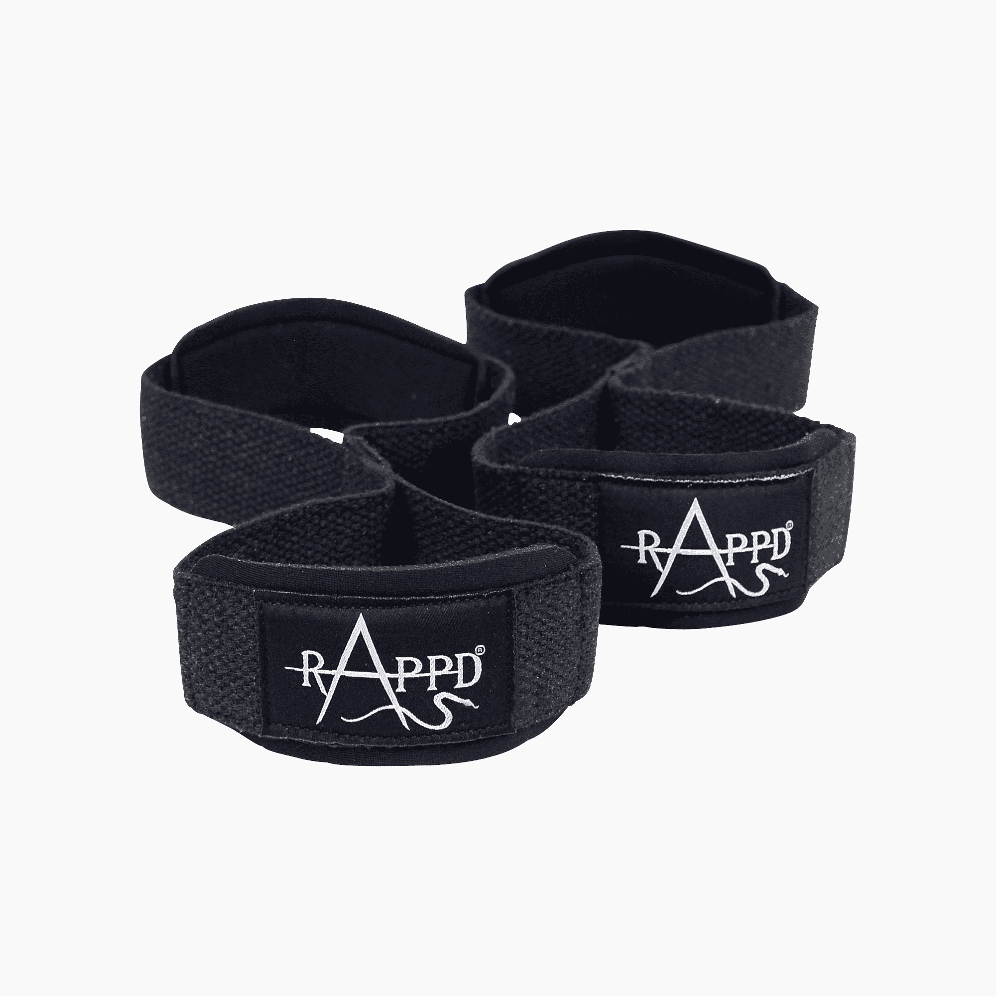 Rappd Lifting Straps Figure 8