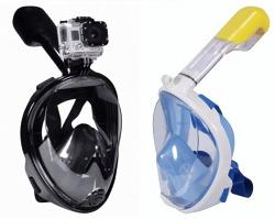 Intova Full Face Snorkel Mask