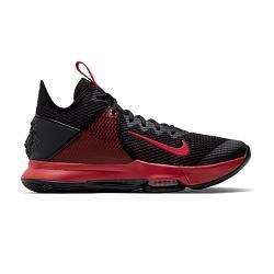 Nike Lebron Witness IV | Mens | Black Red