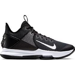 Nike Lebron Witness IV | Mens | Black White
