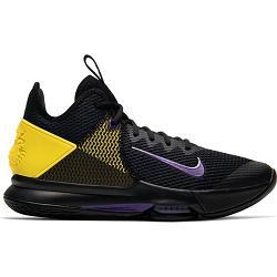 Nike Lebron Witness IV | Mens | Black Yellow