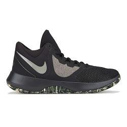 Nike Air Prescision II | Mens Black Grey