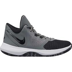 Nike Air Precision II | Mens Grey Black