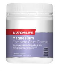 Nutra-Life Magnesium Complete Calm Formula