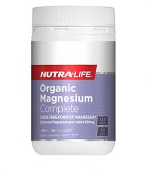 Nutra-Life Organic Magnesium Complete