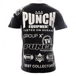 Punch Sponsorship T-Shirt