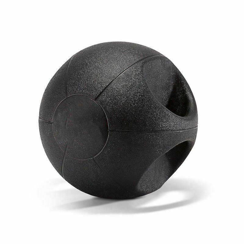 Double-Handle Medicine Ball