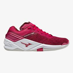 Mizuno Wave Stealth Neo NB | Womens | Persian Red